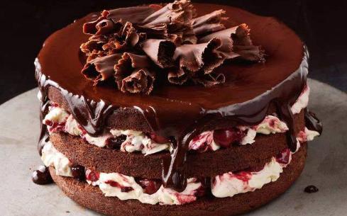 南昌巧克力熔岩蛋糕培训班!