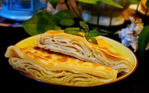 在上海培训千层饼技术需要花多少钱