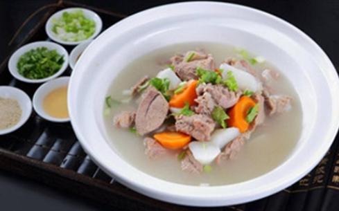 廊坊可以学羊肉汤吗?冬至羊肉汤就选勤盛源培训中心