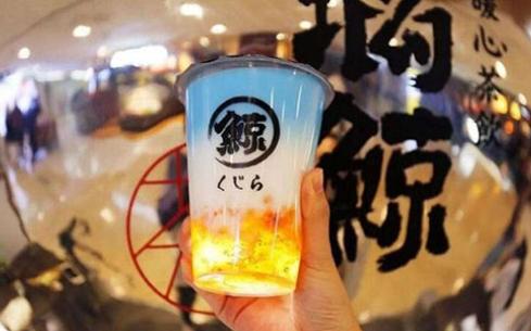 琉璃鲸奶茶是什么时候上市的?网红潮流品牌,高颜值高品质