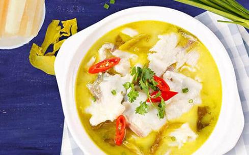 昆明酸菜鱼去哪培训?学酸菜鱼就选择食尚香培训