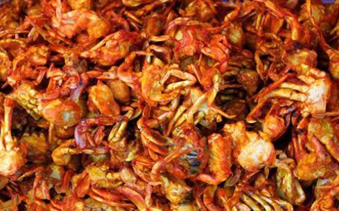 炸螃蟹培训哪里有,西安久香园可以学习吗