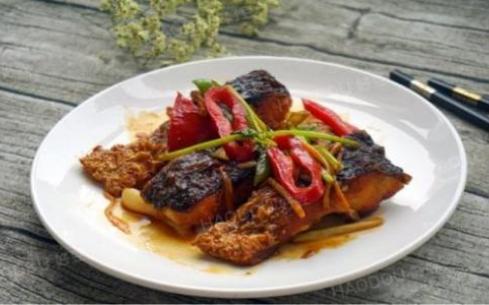 红烧皖鱼在市场上的优势大吗,大家可以去食尚香实地考察