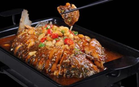万州烤鱼就到重庆学习,重庆食尚香手把手教会你