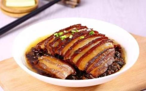 哪儿能学到正宗的梅菜扣肉,杭州食尚香怎么样