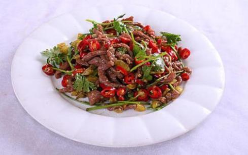 野山椒牛肉学习就去昆明食尚香,实力强学习快