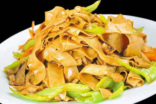 贵州习水豆腐皮培训