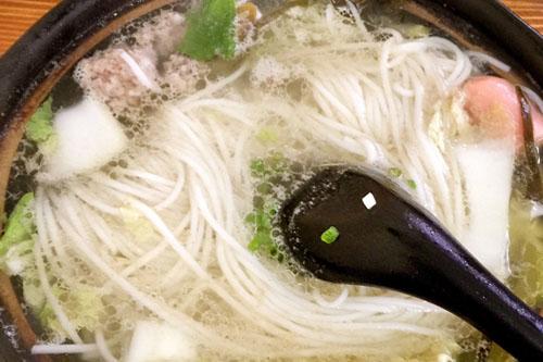 贵阳酸汤砂锅粉技术培训
