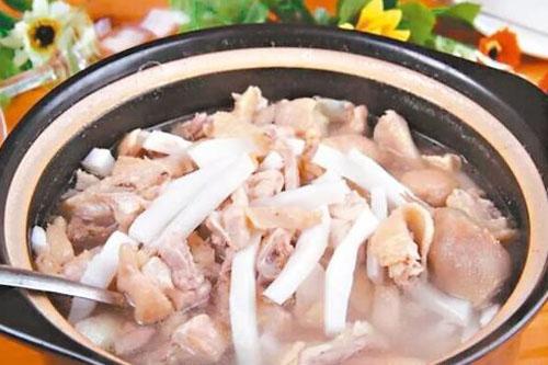 广州椰子鸡火锅培训
