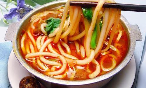郑州砂锅土豆粉培训