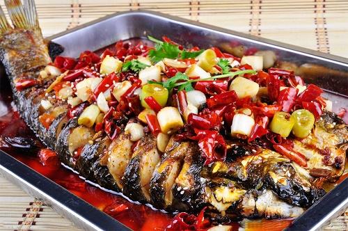 贵州烤鱼培训学校传授七种口味!