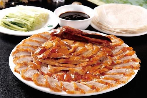 北京哪里培训的烤鸭好吃?
