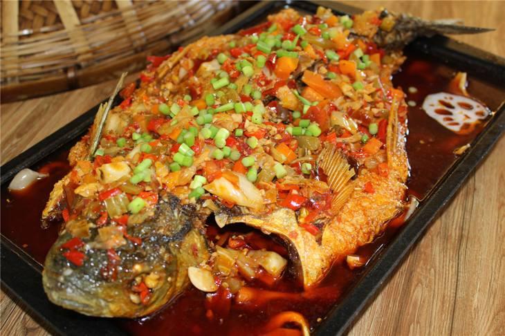 广州剁椒烤鱼培训