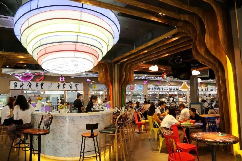 餐饮消费丰富化,蓬勃发展的行业