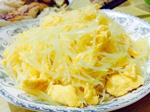 怎么做豆丝煎鸡蛋好吃吗?记住这几点