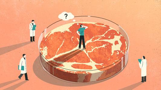 """必胜客卖""""人造肉""""了,中国市场还会远吗?"""