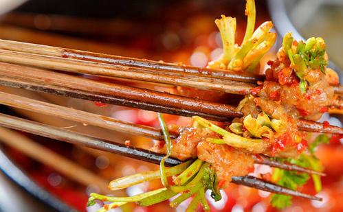 熹吃杯串串