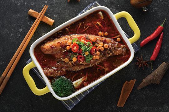 鱼当道烤鱼