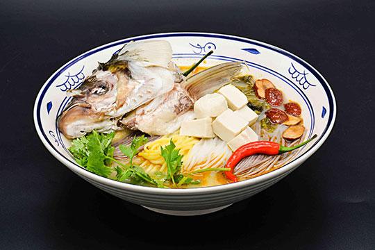 开一家甄鲜鲜鱼汤米粉加盟店靠谱吗?