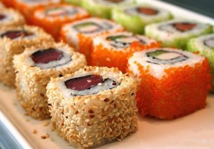苍井外带寿司