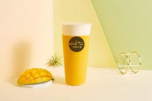 新式茶饮品牌选哪家?1/2寻愿の茶好味道