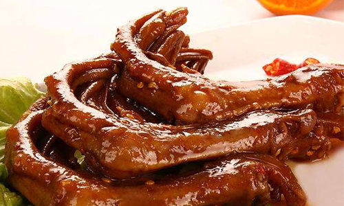 汉味黑鸭快餐