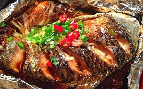 武汉锡纸烤鱼培训班