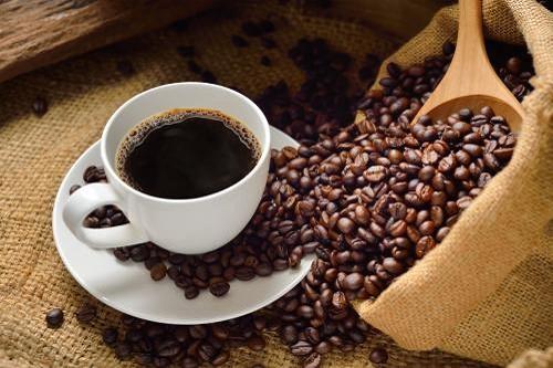 现磨咖啡黑板报
