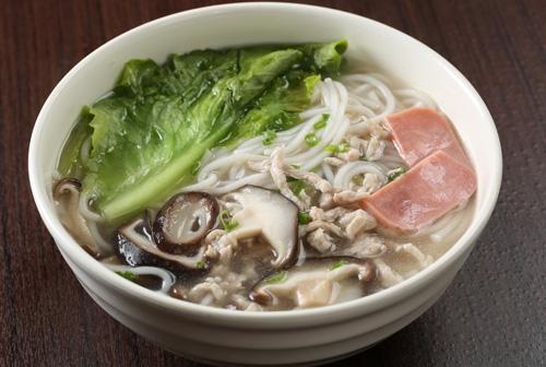 瘦肉蘑菇汤