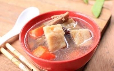 苡仁冬瓜鸭肉汤