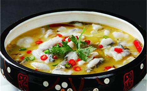 酸菜鱼培训