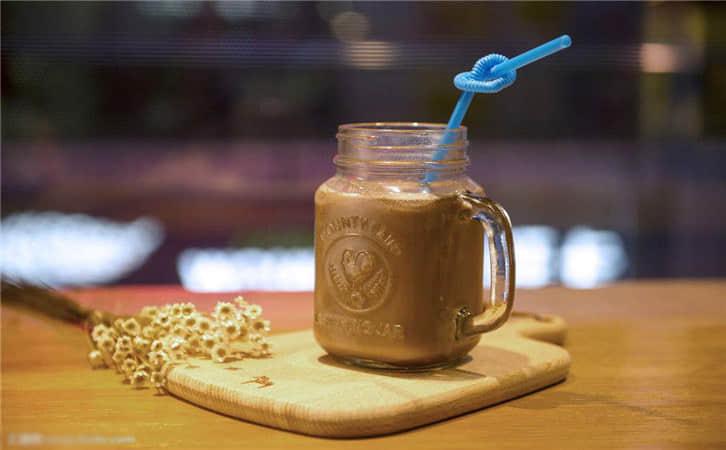 果沫奶茶加盟