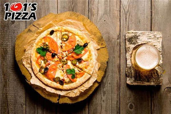 101披萨产品图1