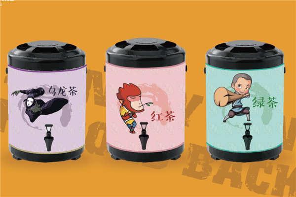 大圣归来奶茶产品图2