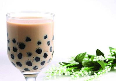 黑珍珠奶茶培训