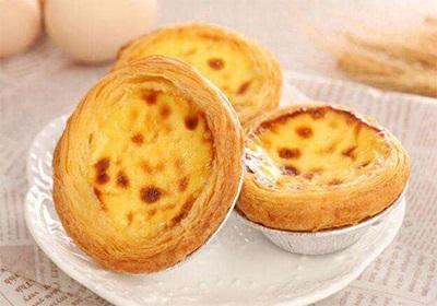 西安葡式蛋挞培训