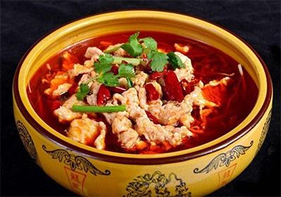 武汉水煮肉片培训