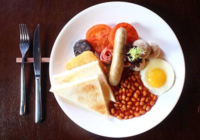 """""""早餐""""的重要性"""