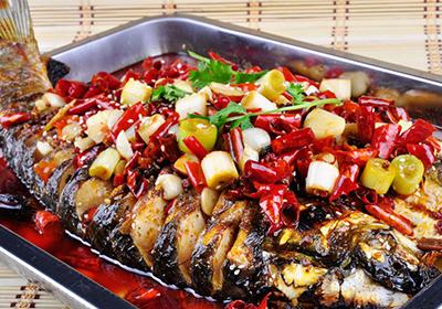 成都万州烤鱼技术培训