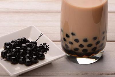 黑珍珠奶茶技术培训