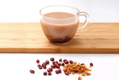 红豆奶茶技术培训