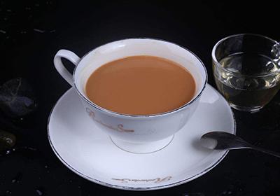 港式奶茶培训