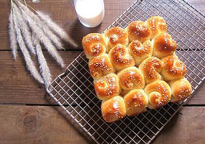 蜂蜜小面包培训