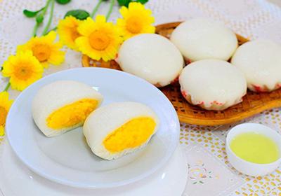 奶黄包培训