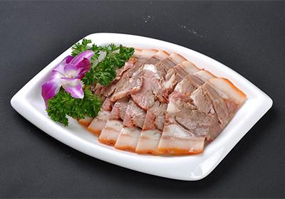 卤猪头肉培训