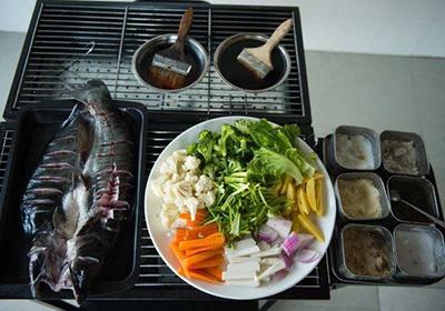留一手烤鱼培训