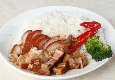 广州隆江猪脚饭培训