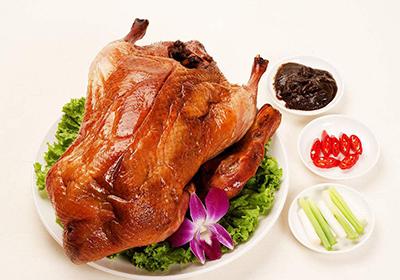 广州北京烤鸭培训