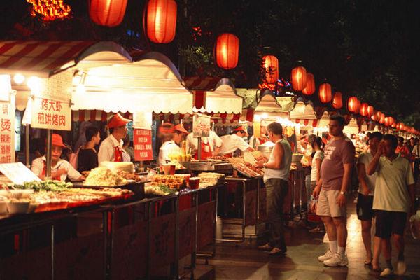 重庆卖烧烤一天能赚多少钱