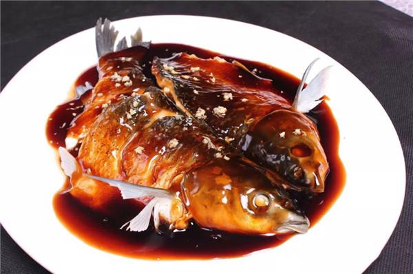 西湖醋鱼(图解)